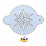 TAP Face Painting Stencils #79 - Ornate Sun