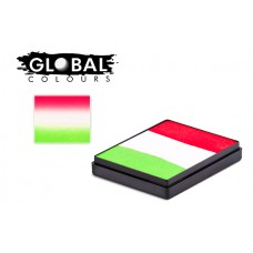 Global Bahamas 50g Rainbow Cake