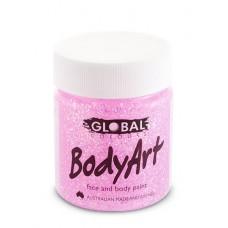 Bodyart Glitter Paint - Pink 45ml