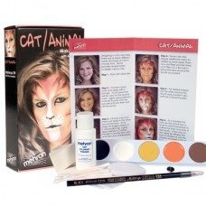 Cat/Animal Character Makeup Kit
