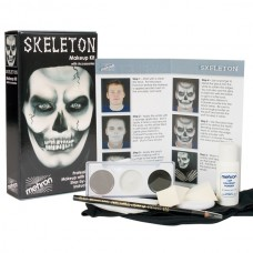 Skeleton Character Makeup Kit