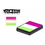Global Dubai 50g Rainbow Cake