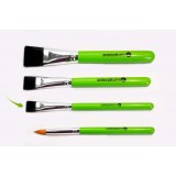 "Cameleon 1/2"" Flat Brush"