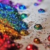 Buy Face Paint Glitter Gels