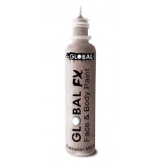 Global FX Crystal White Glitter Paint 36ml