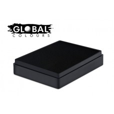 Global Colours Strong Black Rectangular 100g