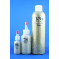 TAG Holographic Gold Glitter 60ml