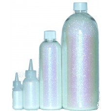TAG Holographic White Glitter 15ml