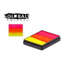 Global India 50g Rainbow Cake