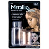 Gold Metallic Powder with Mixing Liquid