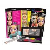 Paradise Face Painting Kit Children Premium