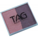 TAG Pearl Blush & Pearl Wine Split Cake 50g