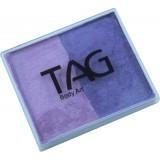 TAG Pearl Purple & Pearl Lilac Split Cake 50g