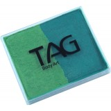 TAG Pearl Green & Pearl Lime Split Cake 50g
