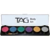 TAG Pearl Palette 6 x 10g