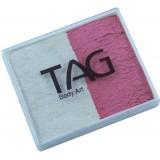 TAG Pearl Rose & Pearl White Split Cake 50g