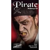 Pirate Character Makeup Kit Premium