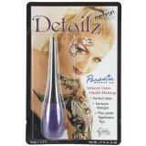 Detailz Purple Liquid Makeup