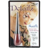Detailz Red Liquid Makeup