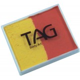 TAG Orange & Yellow Split Cake 50g