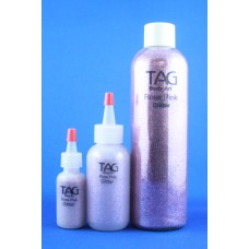 TAG Rose Pink Glitter 15ml