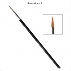 Global Superior Round Brush Size 2