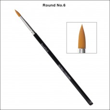 Global Superior Round Brush Size 6