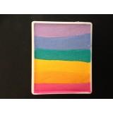 Diamond FX 50g Split Cake - RS50-4 Pastel Rainbow