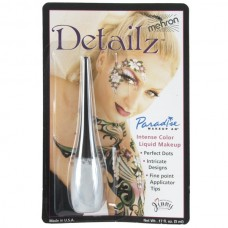 Detailz Silver Liquid Makeup