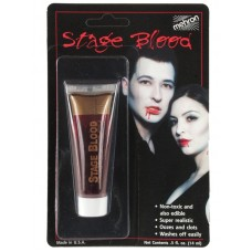 Stage Blood - Bright Red Carded 14ml