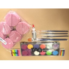 Face Painting Starter Kit