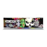 Global Colours BodyArt Starter Pack Set