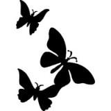 Triple Butterfly