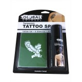 Global Temporary Tattoo Blister Pack