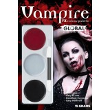 Global Face Paint Vampire Kit