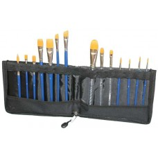 TAG Brush Set with Wallet