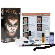 Werewolf Character Makeup Kit