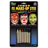 Wolfe FX Jumbo Face Paint Crayons